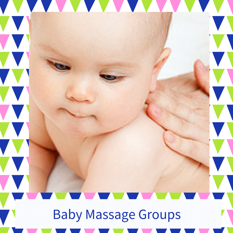 Baby Massage Groups