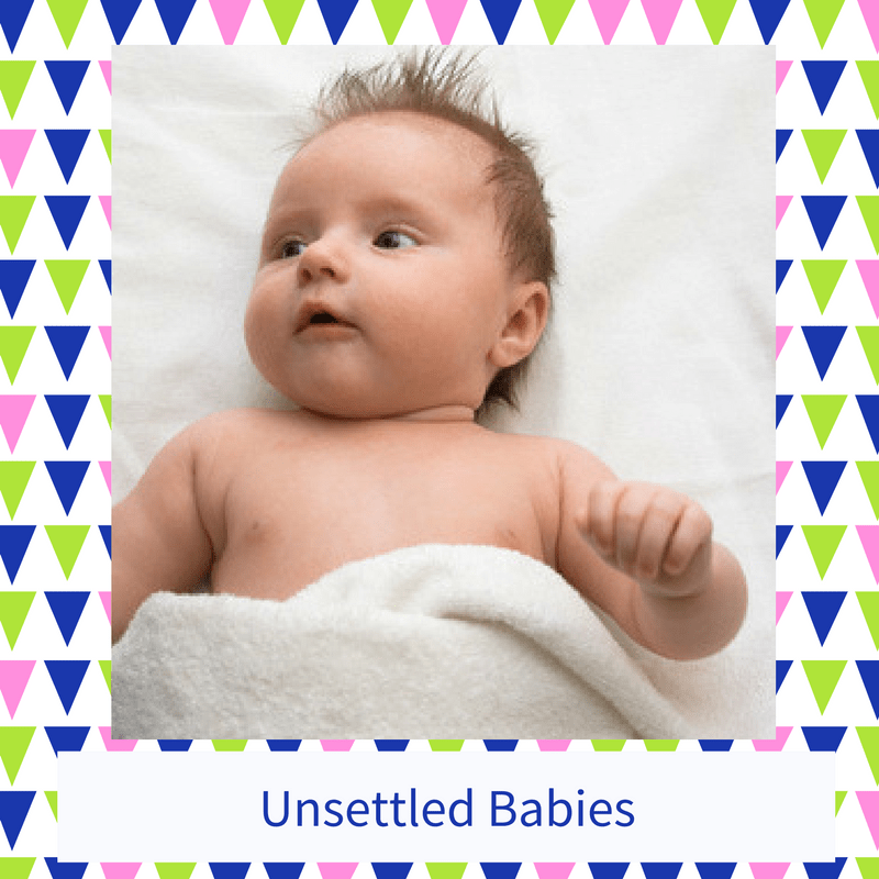 unsettled babies