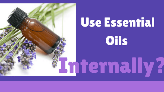 Neat And Internal Use of Essential Oils