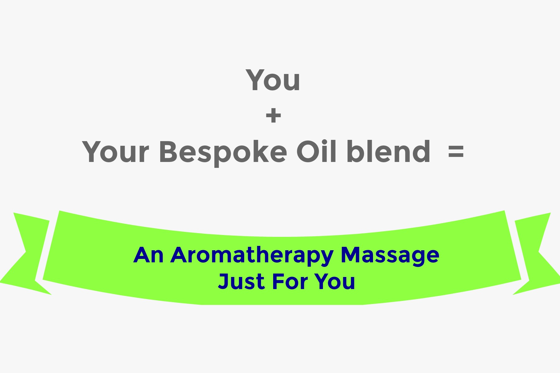 bespoke aromatherapy massage blends