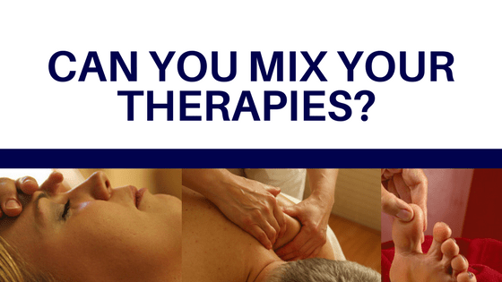 can you mix your therapies?