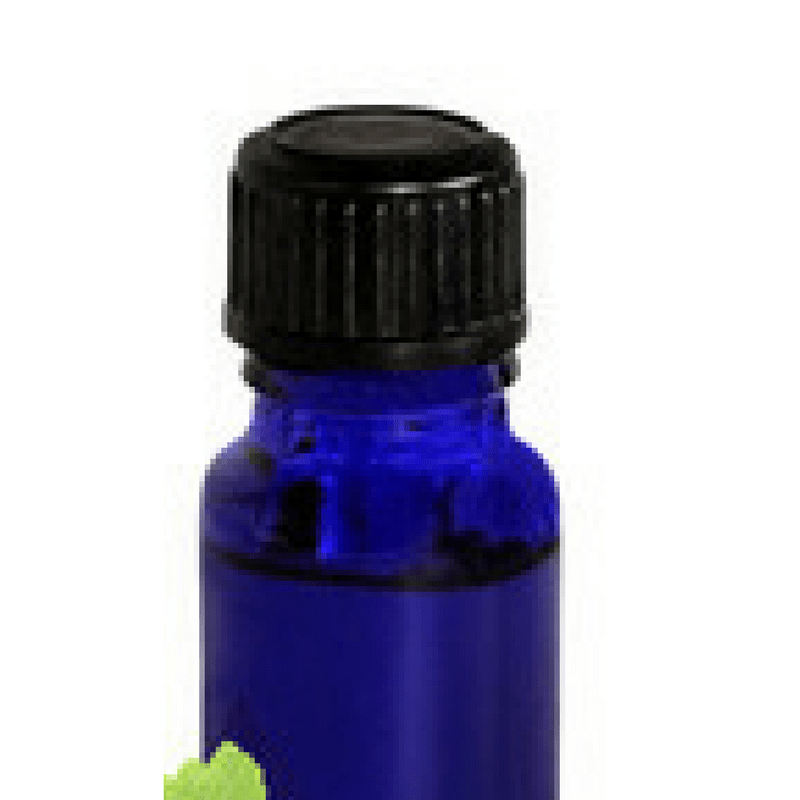 keeping lids on essential oils