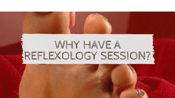Why have reflexology?