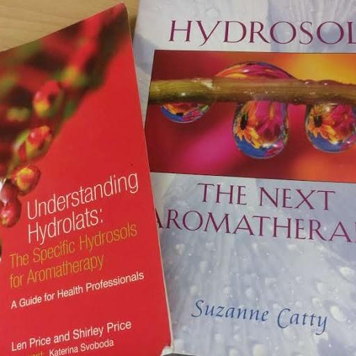 hydrolat books