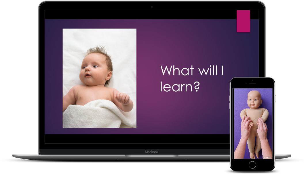 online baby massage course