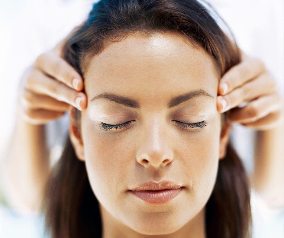 indian head massage in south bristol