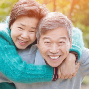 welcoming older people