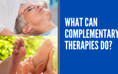 What can a complementary therapy do?