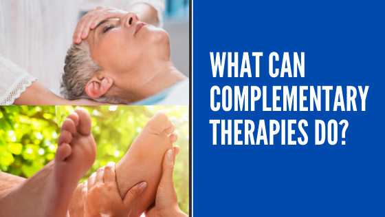 what can complementary therapies do